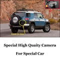 Car Camera For TOYOTA FJ Cruiser High Quality Rear View Back Up Camera For Friends Use| CCD + RCA