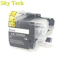 One BK Compatible Ink cartridge For LC3217 LC3219 XL   For Brother MFC J5330DW J5335DW J5730DW J5930DW J6530DW J6930DW J6935DW|ink cartridge|compatible ink cartridgecompatible cartridges -