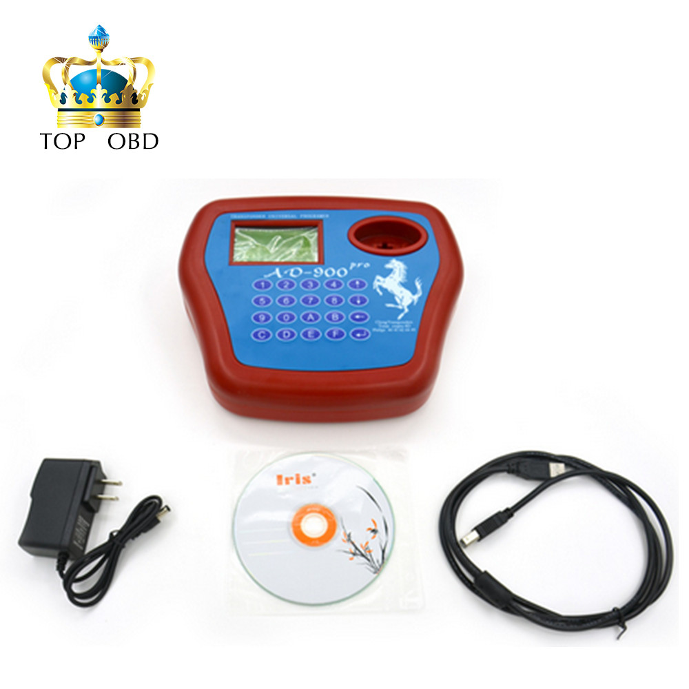 Newest Version AD900 pro Key Programmer Tool AD900Transponder Clone Key with 4D Function Super AD900 Auto Key Programmer