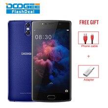 Продажа Doogee bl7000 5.5 »13MP двойной камеры заднего 4 ГБ Оперативная память 64 ГБ Встроенная память mt6750t Восьмиядерный 7060 мАч 4 г смартфон