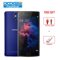 DOOGEE BL7000 5 5 13MP Dual Rear Cameras 4GB RAM 64GB ROM MT6750T Octa Core 7060mAh