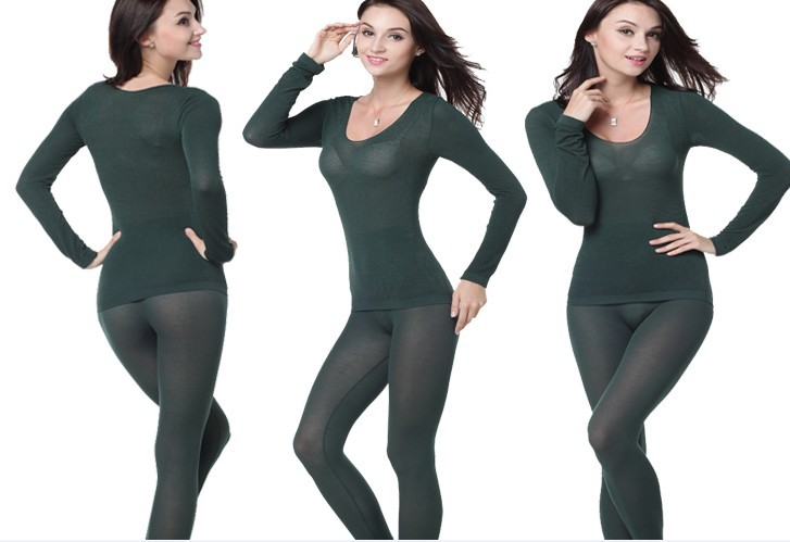 Aliexpress.com : Buy Ultra thin fever fiber thermal underwear ...