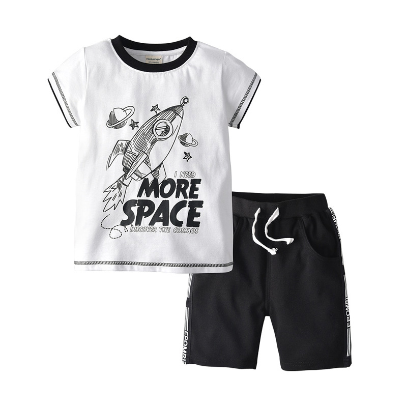 New summer Childrens clothes set cotton baby short sleeve clothing set baby boys and girls body suit cartoon kids clothing setNew summer Childrens clothes set cotton baby short sleeve clothing set baby boys and girls body suit cartoon kids clothing set