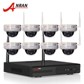 2TB HDD 8CH HDMI NVR Wireless CCTV System 720P HD H.264 IR Night Vision Dome Security IP Camera WIFI Surveillance System