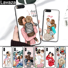 Lavaza Super mom girl Colorful Cute Silicone Case for Xiaomi Redmi 4A 4X 5A S2 5 Plus 6 6A Note 4 Pro 7 8 k20 Prime Go lavaza 2pac tupac shakur super deal silicone case for redmi 4a 4x 5a s2 5 plus 6 6a note 4 pro 7 8 k20 prime go