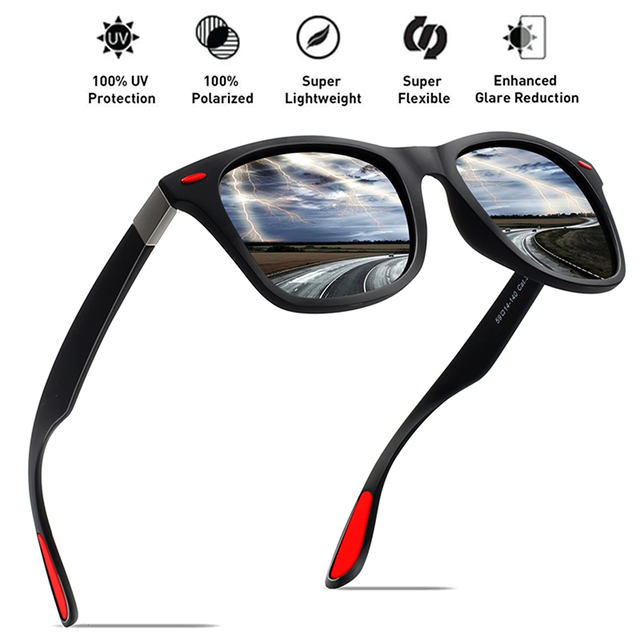 2ae9ab8871 MAXJULI Sports Sunglasses Men 2018 Fishing Glasses Polarized Sunglasses For  Men TR90 Frame Eyewear Goggles UV400 -in Hiking Eyewears from Sports   ...