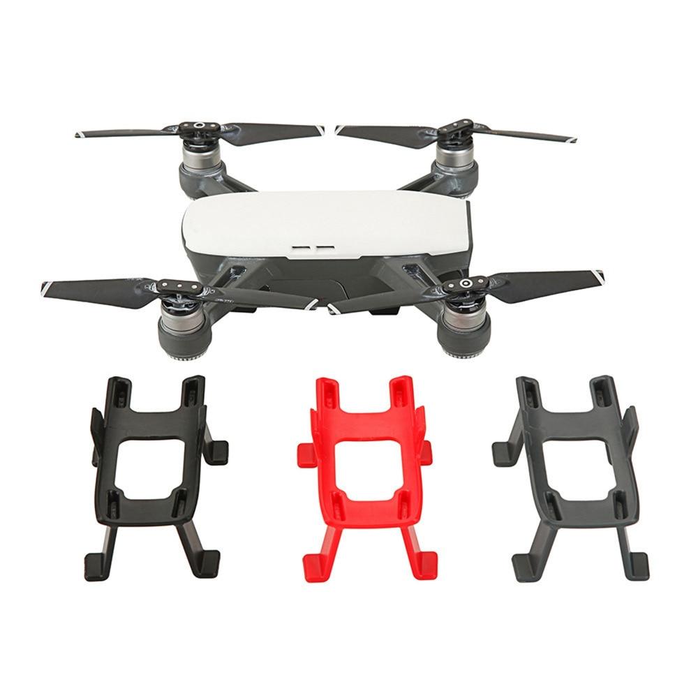 Landing Gear For DJI Spark Pro Drone Accessories Increased Height Quadrupod Landing Bracket Extension Quadrupod