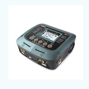 Image 1 - SKYRC Q200 1 ila 4 akıllı şarj cihazı/deşarj AC/DC Drone şarj dengeleyici Lipo/LiHV/lityum demir/iyon/NiMH/NiCD/kurşun asit