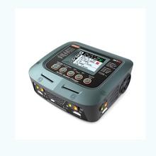 SKYRC cargador inteligente Q200 1 a 4 para Dron, descargador de equilibrio para Lipo/LiHV/Lithium iron/Ion/NiMH/NiCD/Lead acid