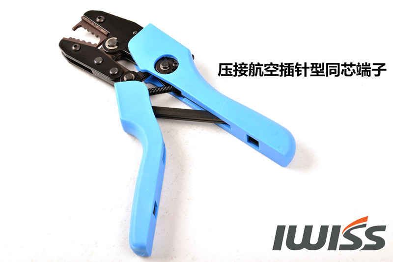 IWISS Aviation terminal crimping pliers Harting Hardin pin WX 0525TX ...