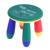 Plástico Cadeira de Bebé Fezes Mesa Criatividade Crianças Plástico Pequeno Cais Banco Curta Destacável de Alta Qualidade