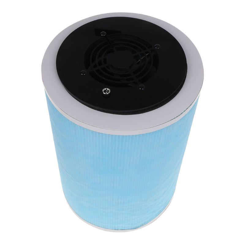 Домашний HEPA фильтр PM2.5 запах дыма пыли формальдегида удалить для Xiaomi Воздухоочистители воздухоочиститель