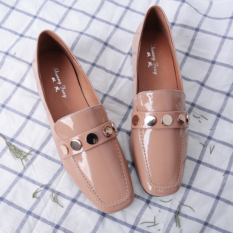 Big Size Shoes Woman 2018 Genuine Leather Women's Flat Shoes Casual Slip On Women Shoes Flats Soft Moccasins Lady Driving Shoes cresfimix zapatos women cute flat shoes lady spring and summer pu leather flats female casual soft comfortable slip on shoes