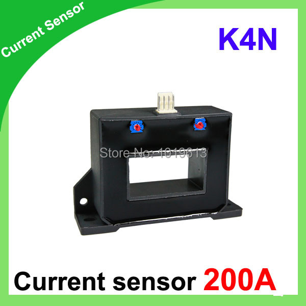 K4N series hall current sensor 200a AC/dc current transducer module
