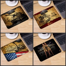 Mairuige New World of tanks Logo mousepad gaming mouse pad laptop mousepad