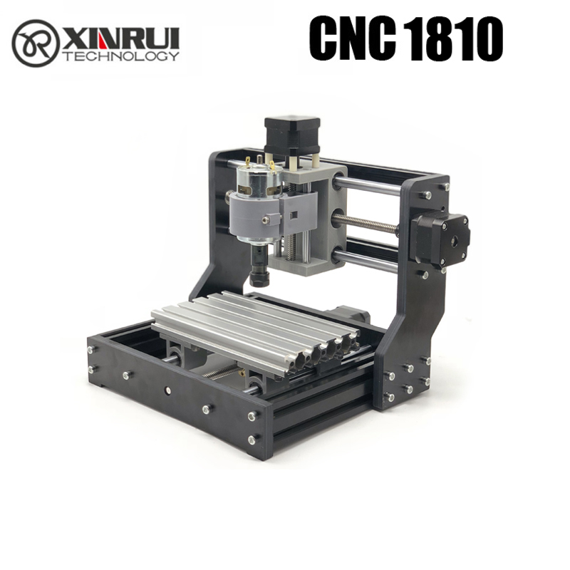CNC 1810 GRBL control Diy mini cnc machine,3 Axis pcb Milling machine,Wood Router laser engraving cnc 3040 cnc router cnc machine 3 4 5 axis mini engraving machine woodworking tools diy hy 3040 high quality metal acrylic