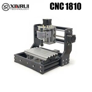 Image 1 - CNC 1810 GRBL kontrolü Diy mini CNC makinesi, 3 Eksen pcb Freze makinesi, Ahşap Router lazer oyma