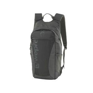 Image 2 - Bolsa de ombro lowepro para câmera, frete rápido, capa com hatchback, 22l aw 16, antirroubo atacado por atacado