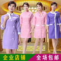 Косметолог рабочая одежда женщин осенью и зимой одежда комбинезоны медсестра костюм косметолог одежда новое платье do307