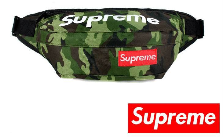 Free shipping supreme bum Bag Fanny bags supreme Waist Pack 7 color for choice  phone bag key bag christmas gift camera bag