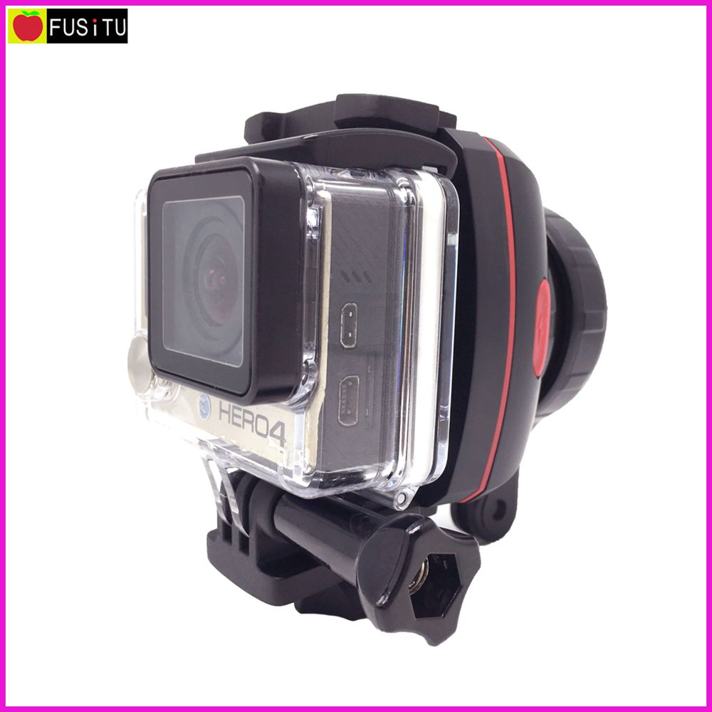 Newest Wewow Official Sport X1 Wearable for GoPro 3/3+/4 and Smart Phone Gimbal Action Camera Stabilizer wewow sport x1 handheld gimbal stabilizer 1 axis for gopro hreo 3 3 4 smartphone iphone 7 plus yi 4k sjcam aee action camera