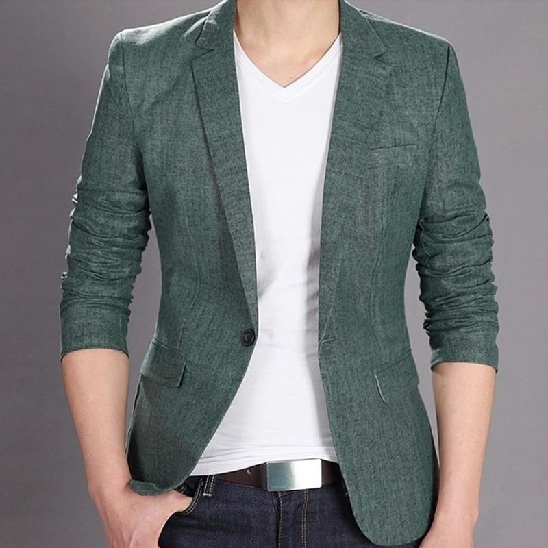 Linen Jackets For Men   Outdoor Jacket