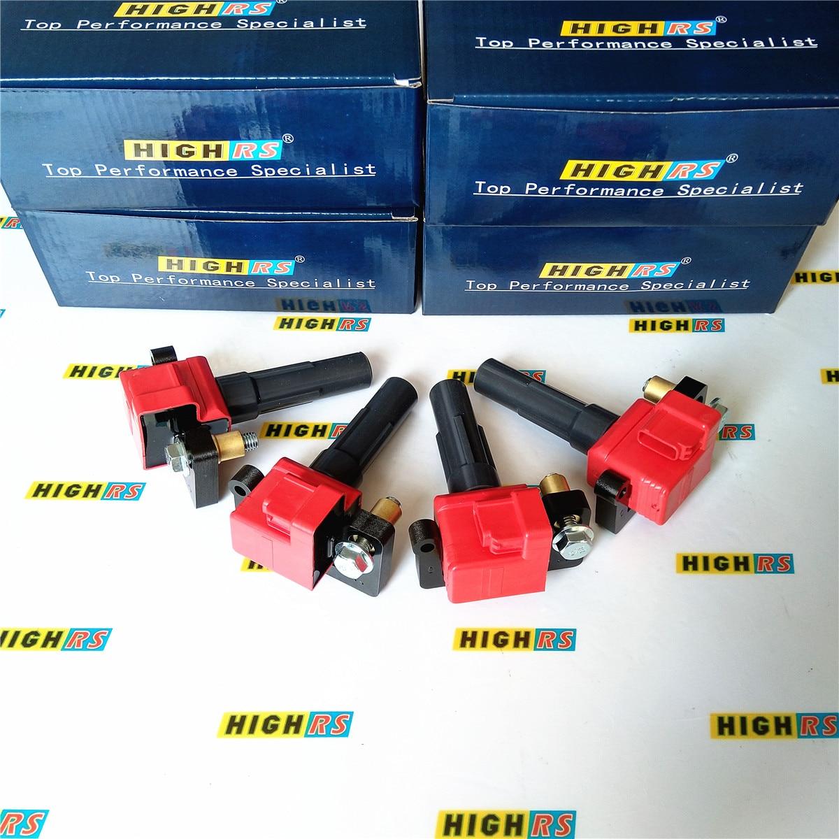 OEM Quality Ignition Coil 2PCS Pack for 2002-2003 Subaru Impreza WRX 2.0L H4