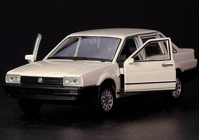 Подарок для мальчика 1:36 11 см прохладный Welly классический Volkswagen Santana автомобиля автомобиль сплава модель коуниверсален высокое коллекция игрушек