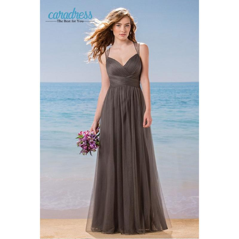 Sweetheart Wedding Dress With Cap Sleeves: 2017 Charming Gray Bridesmaid Dresses With Cap Sleeves