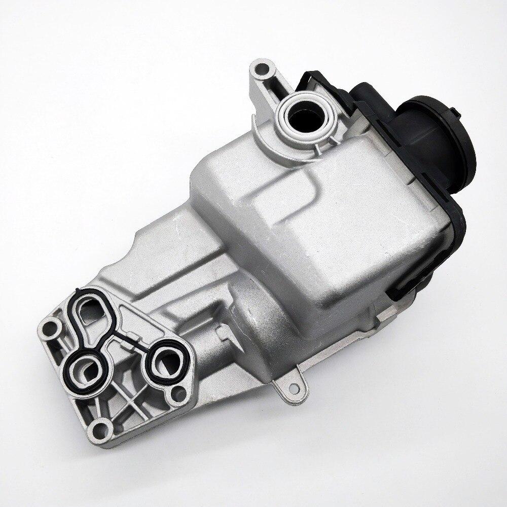 Boîtier de filtre à huile pour Focus MK2 ST/RS Kuga Mondeo IV S-MAX 2.5 V5 1781598 7G9N-6884-AC