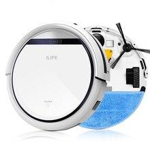 Клифф тонкий, датчик, hepa ilife self aspirador фильтр, интеллектуальный робот пылесос