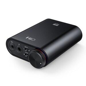 Image 2 - FiiO K3 נייד אוזניות מגבר DSD USB DAC עבור מחשב, תמיכה קואקסיאלי/אופטי/2.5 איזון