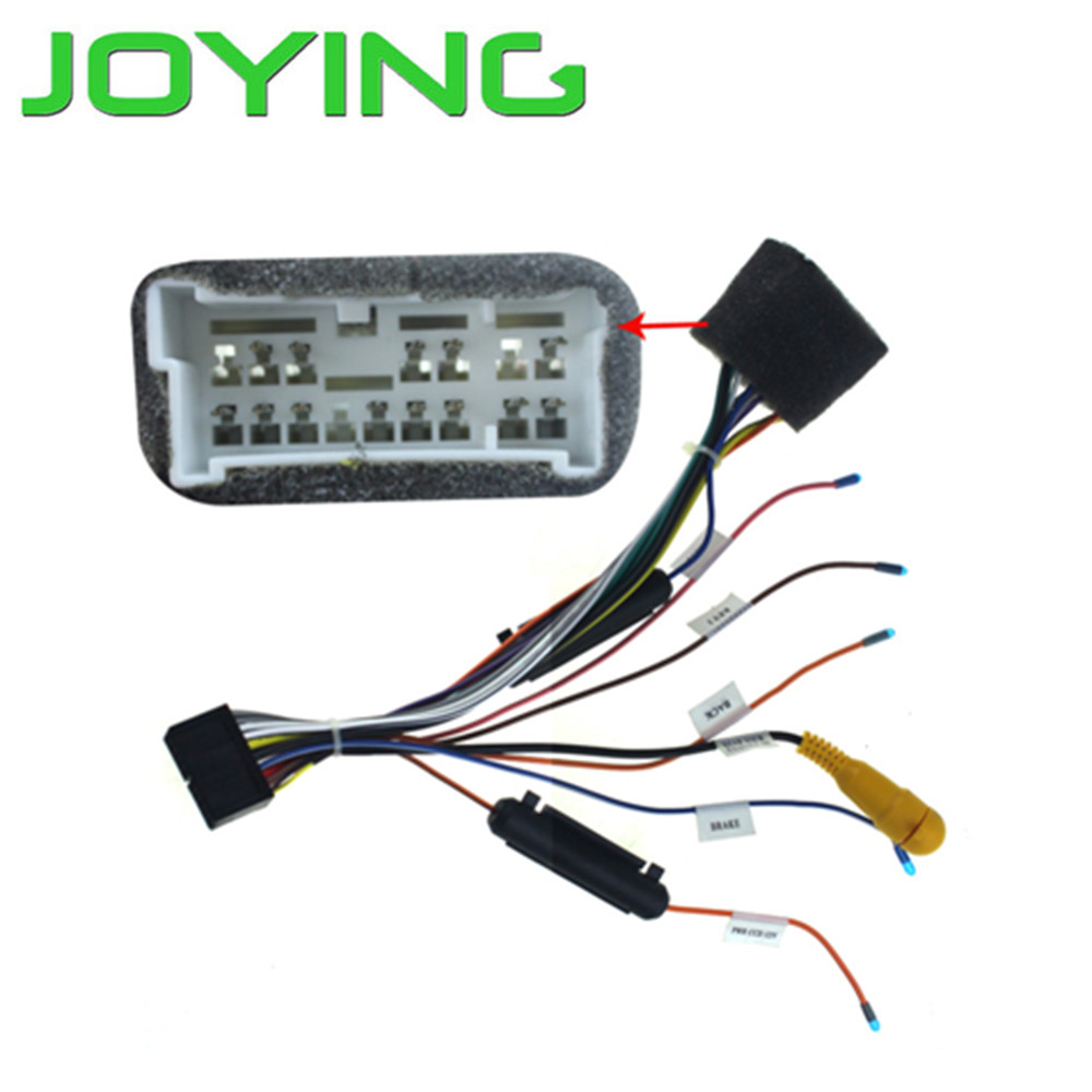 online buy whole hyundai wiring harness from hyundai joying wiring harness for hyundai only for joying device mainland