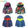 New Arrival Spring Autumn Boy And Girls Outwear Children S Camouflage Hooded Jackets Handsome Kid Long