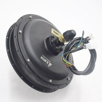 Ebike Motor Rear Wheel Hub Motor 1500W Freewheel electric Bicycle Brushless Non gear Rear Motor 48V for E BIKE/Tricycle