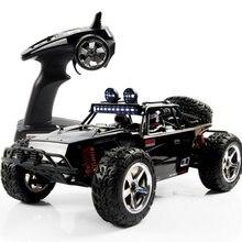 Off road racing car Высокое Скорость 2.4 ГГц 4WD 1:12 Масштаб дистанционного Управление Электрический Внедорожник Багги грузовик с светодиодный свет для Чайлдс