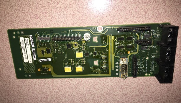 A5E00453505 communication board used in good condition