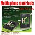 Kaisi KS-1200 2 in1 Precision BGA Светильник Мобильный телефон ремонт Платы зажим BGA специальном приспособлении комплект 13 в 1 Ручной Инструмент Наборы