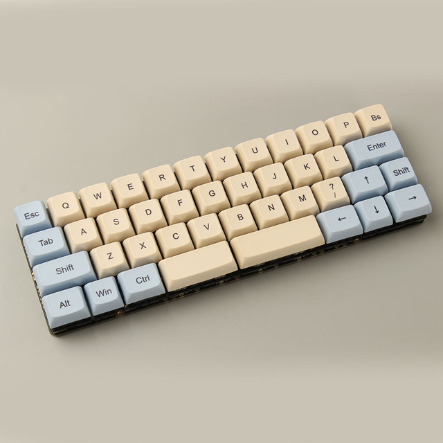 Image result for YMDK 40% mechanical keyboard