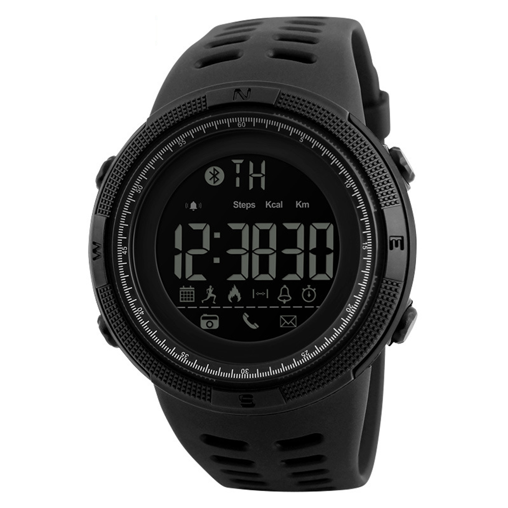 Watches 2019 New Style 2018 Fashion Waterproof Men Smart Watch Multifunction Calorie Pedometer Digital Remote Sports Watch