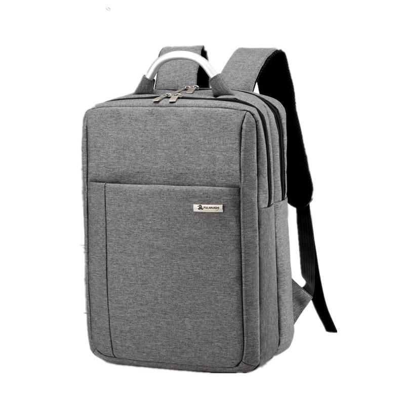 Male Business Leisure Bag waterproof Oxford laptop backpack Men Women  bag School for Teenage Travel Anti theft Computer s