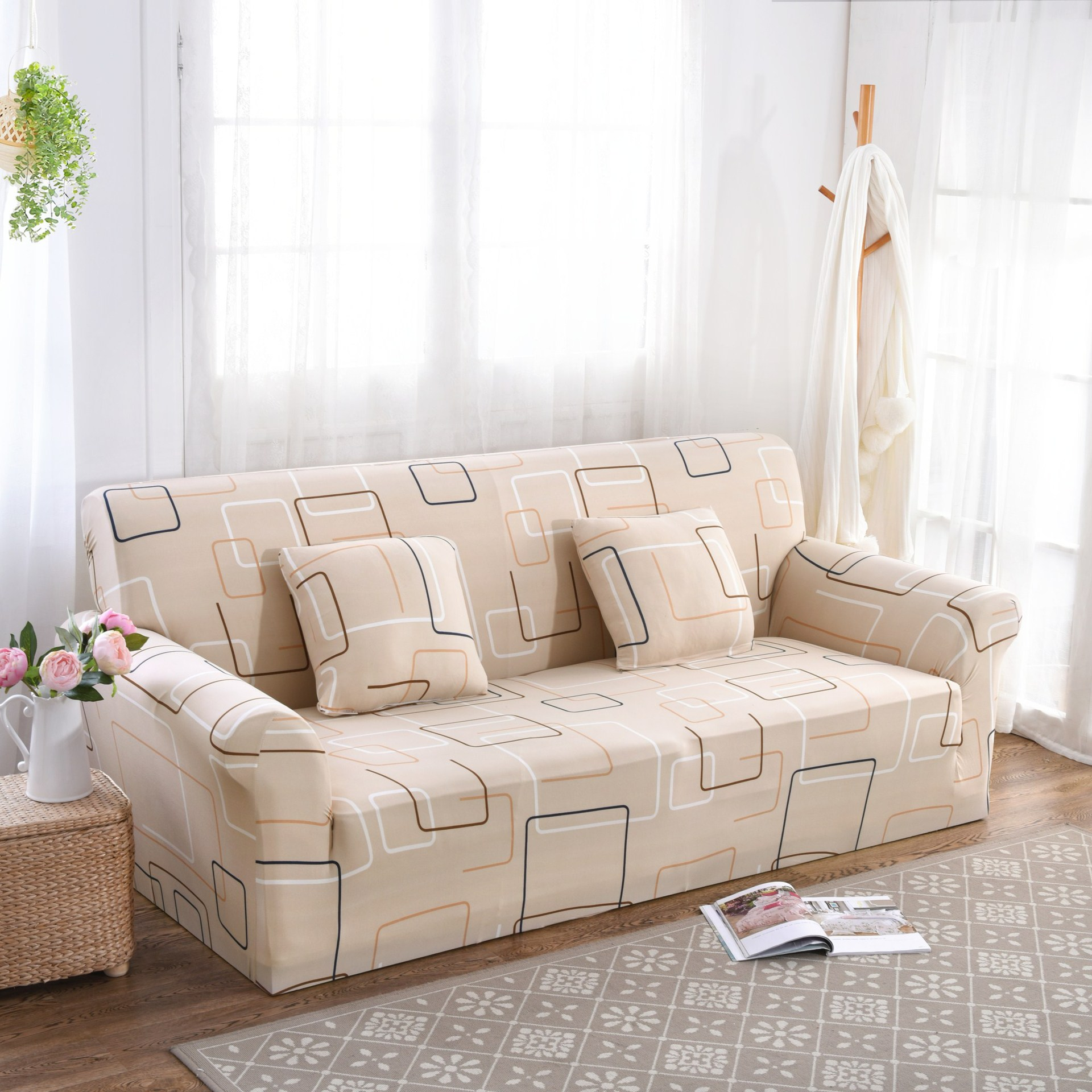 line Get Cheap Cover Leather Sofa Aliexpress