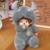 1/pcs 35 cm Explosión Modelos Genuinos Muñeca Del Mono 12 Constelaciones de la Felpa Corta de Alta Calidad de La Venta Caliente Hermosa muñeca juguete
