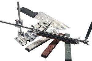 Image 3 - Thép không gỉ knife sharpener Bếp Chuyên Nghiệp Knife Sharpener Sharpening Sửa Chữa Cố Định Góc với đá