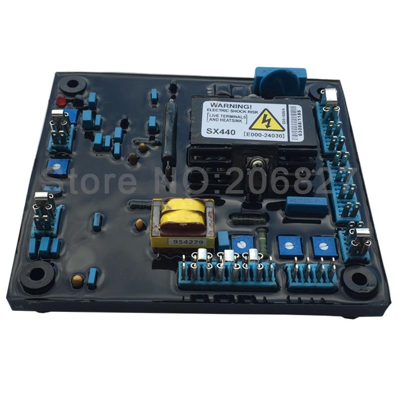 nupart carton mx341 avr for generator regulator Nupart Carton AVR SX440 + Free fast shipping