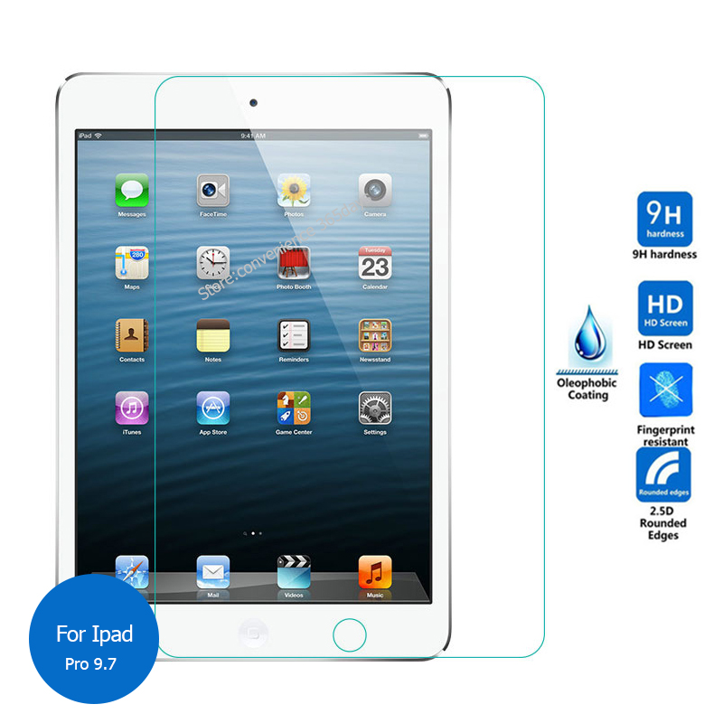 "Apple iPad Mini 1 2 Premium Tempered Glass Screen Protector 7.85/"" Inch USA Ship"