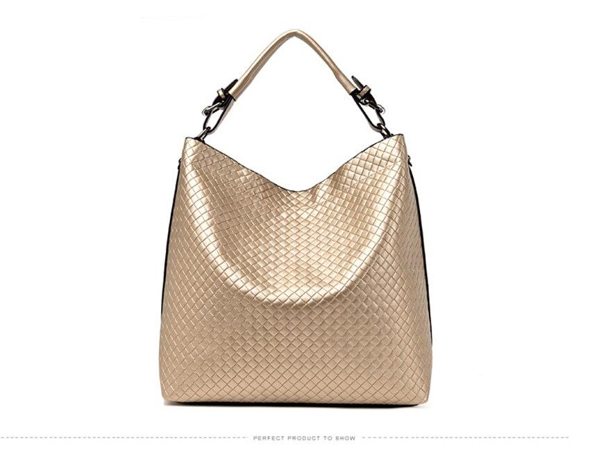 bolsa de ombro feminina alta qualidade corrente
