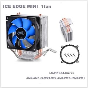 Image 1 - Đế Tản Nhiệt DEEPCOOL CPU Tiếp Xúc Trực Tiếp Heatpipes Đóng Băng Tháp Hệ Thống Làm Mát CPU Làm Mát Với Người Hâm Mộ Bộ Vi Xử Lý RGB Tản Nhiệt