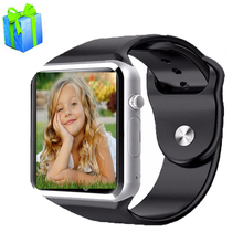 Smart Watch A1 PK DZ09 GT08 U8 GV18 SmartWatch With Bluetooth Camera Pedometer Touch Clocks Sleep Tracker for IOS Android phone
