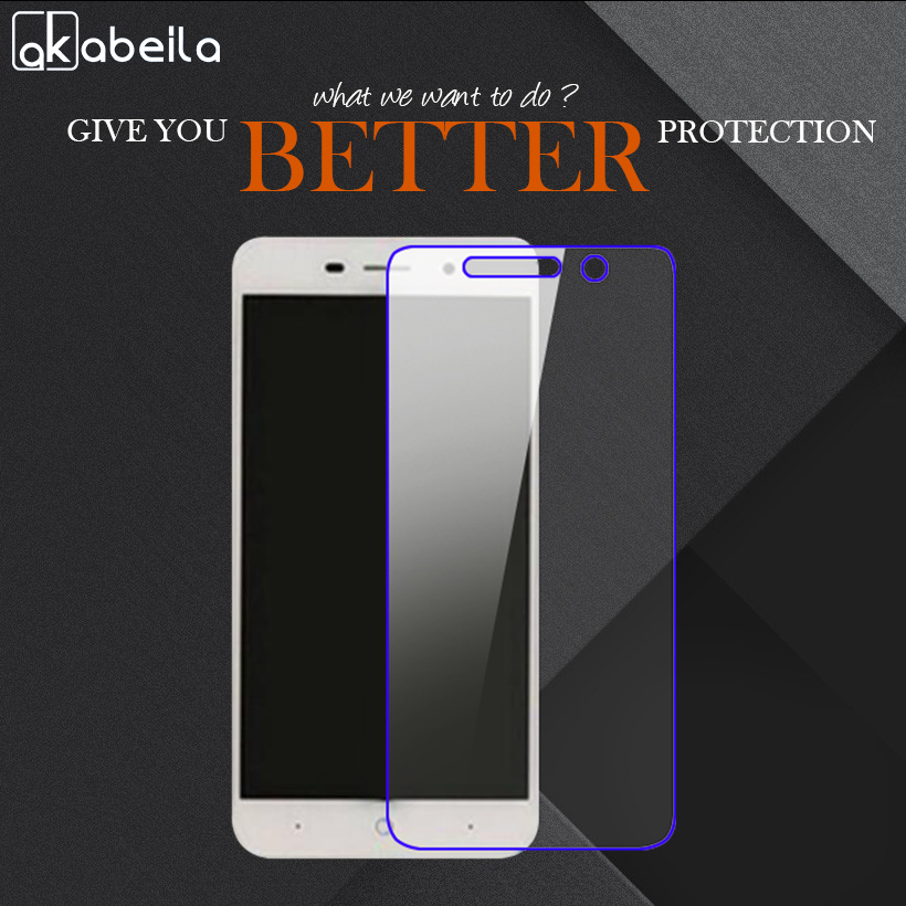 AKABEILA Wholesale Phone Tempered Glass For ZTE Blade A602 5.5 Inch Screen Protective Temperli Cam Steel